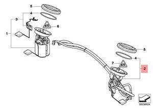 genuine bmw e87 e90 e91 e92 e93 fuel pump feed unit repair With e93 fuel pump