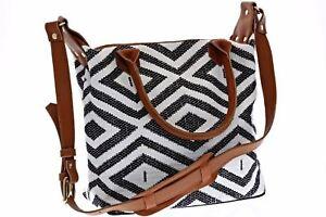a661236651 Rachel Zoe Box of Style Tribe Alive Bag Purse Custom Carryall New ...