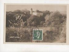 Hruby Rohozzi Czechoslovakia 1931 RP Postcard 408b