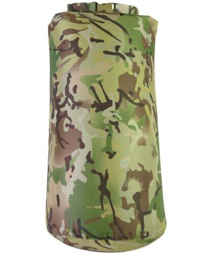Multicam Match Waterproof Dry Bag Camo MTP Kombat Lightweight Dry Sack