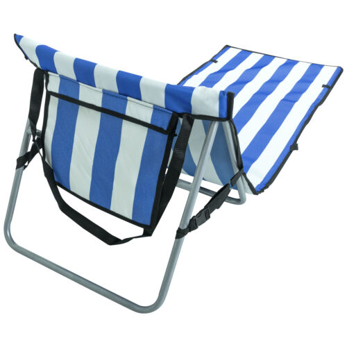 Andes Portable Folding Beach//Outdoor Camping Lounger Mat Chair