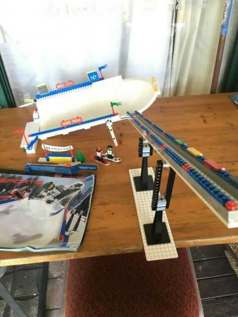 Lego 3585 Sports, Gravity Games, Pre-Owned, Complete no box