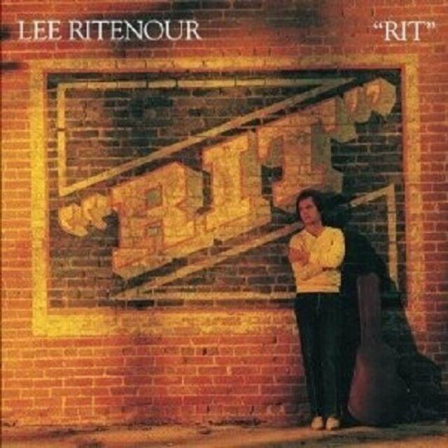 LEE RITENOUR - RIT CD JAZZ 10 TRACKS NEU