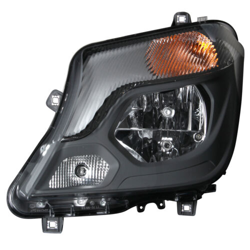 Mercedes-benz-hella 1EJ 011 030-131 gauche côté passager ns projecteur halogène