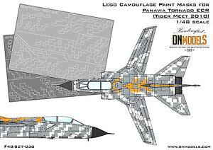 Lego-Camouflage-Paint-Masks-Tiger-meet-2010-Panavia-Tornado-ECR-1-48-DN-Models