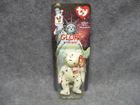 1999 Mcdonald's Ty Teenie Beanie Babies Baby Glory The Bear In Blister Pack