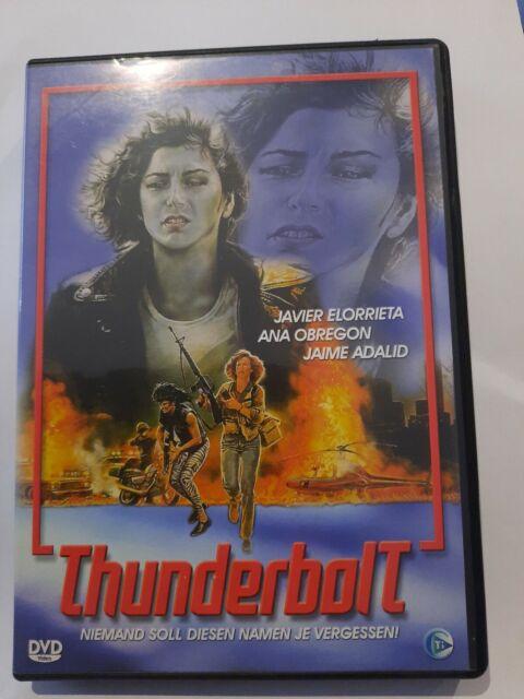 DVD Thunderbolt (2007)