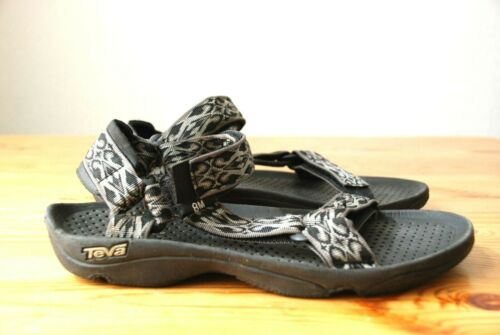 Teva Schwarz 5 Damen 430 Sommer Sandalen 7 Uk 40 Gr Outdoor UrqIrTpxw