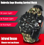 thumbnail 1 - Outdoor Survival Wrist Watch Tactical Bracelet Hunting camping hiking Emergency