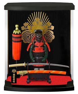 Japanese-Doll-Figure-SAMURAI-ARMOR-SERIES-Sengoku-Toyotomi-Hideyoshi-21-17-5-9