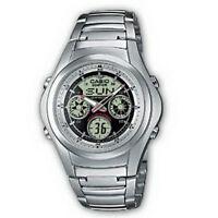 Casio Edifice Analog Digital Men's Watch EFA-114D-7A