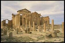 525056 The Remains Of The Old Roman City Sofetula Tunisia A4 Photo Print