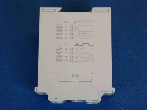 0,05s 10h, 24-240V neu ohne OVP EAW Universal Zeitrelais ZM79.1