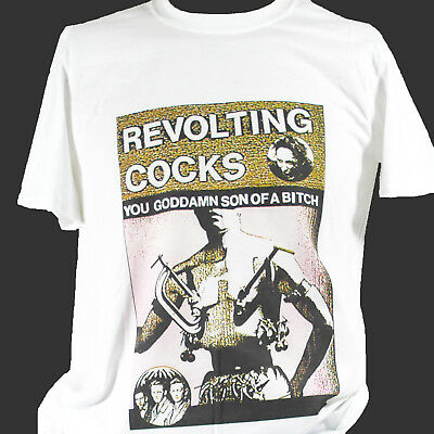 NINE INCH NAILS INDUSTRIAL METAL ROCK T-SHIRT revolting cocks kmfdm S-3XL