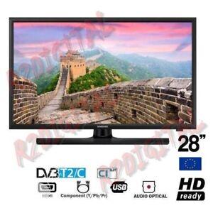 TV-SAMSUNG-LED-28-POLLICI-FHD-DVB-T-USB-MKV-DVD-CI-SLOT-HDMI-TELEVISORE-CAM-FULL