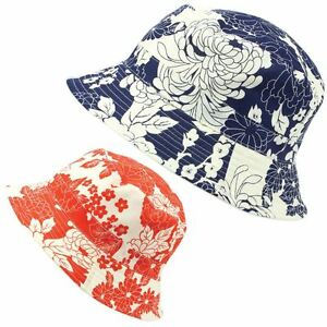 8902d2e9370d20 Image is loading Hat-Bucket-Fishing-Cap-Boonie-Outdoor-FLORAL-Hawkins-