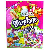 Shopkins Trading Card Album