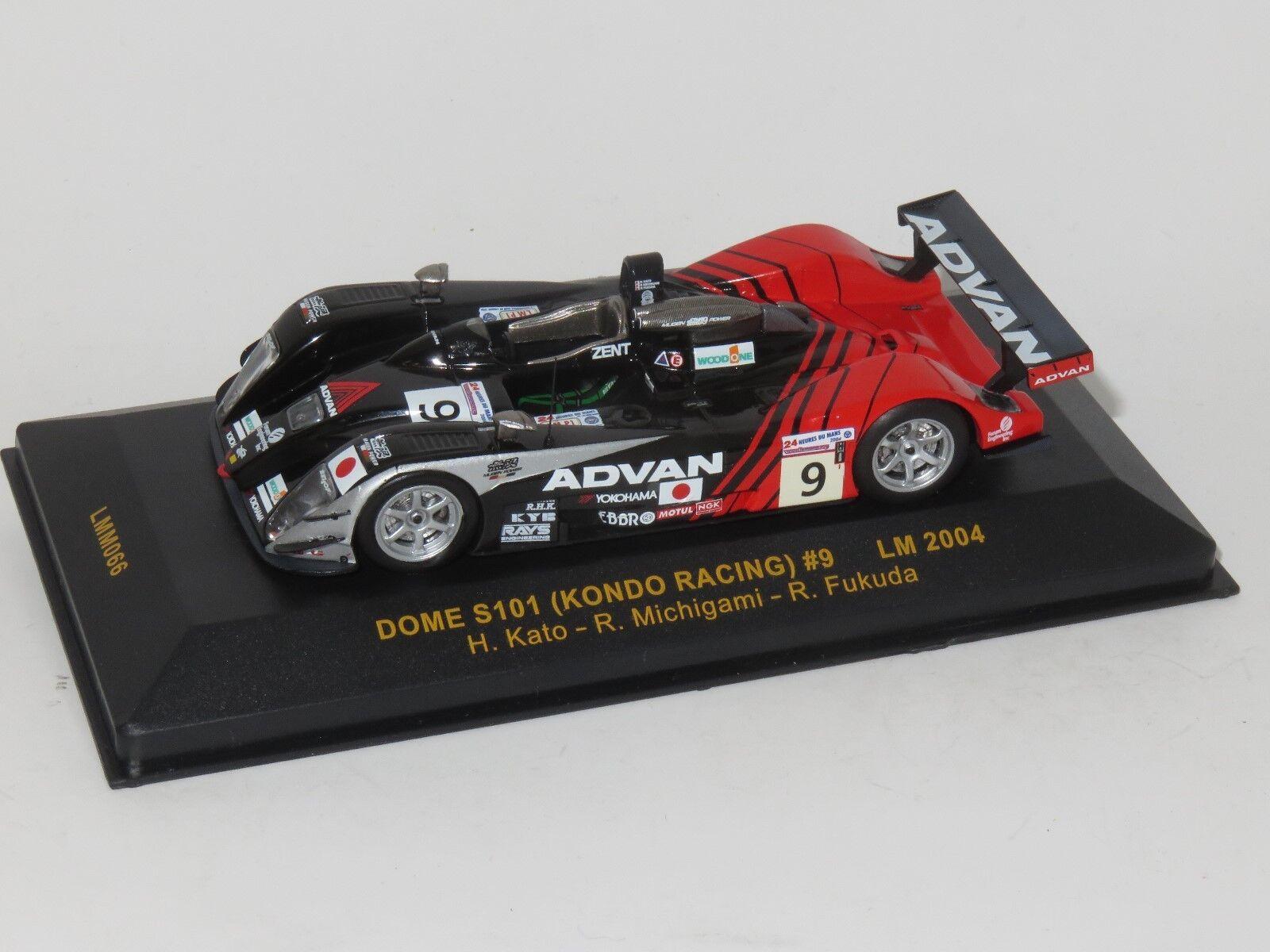 1 43 43 43 Dome S101 Mugen  Kondo Racing   Le Mans 24 Hrs 2004 b471f1