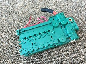 bmw oem e x i power junction terminal connection harness image is loading bmw oem e53 x5 4 4i power junction