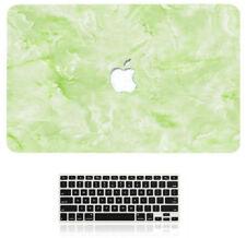 Matte Hardshell Hard Case Rubberized KB Cover For Apple MacBook Pro Air 11 13 15