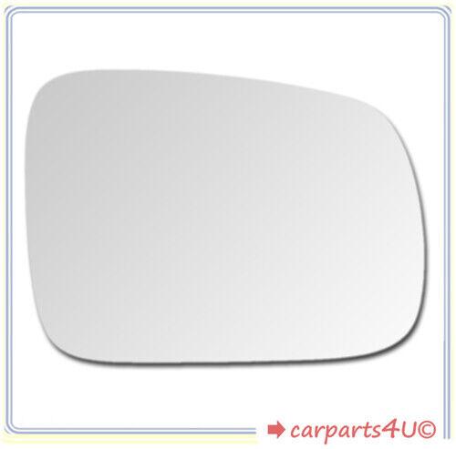 Spiegelglas zum Kleben für HYUNDAI TERRACAN 2001-2006 rechts konvex