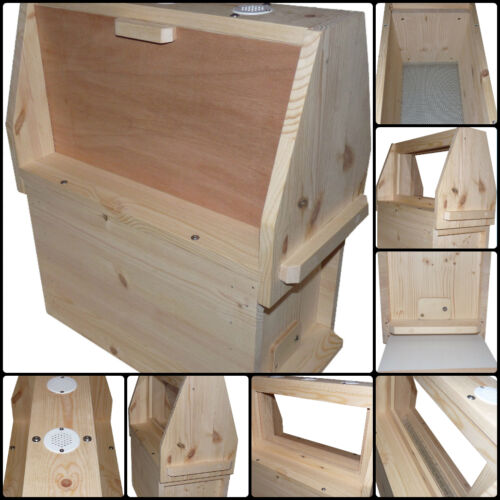 Observation Hive - Ulster Hive - Beekeeping - Bee Nuc - Portable Hive-Honey Bees