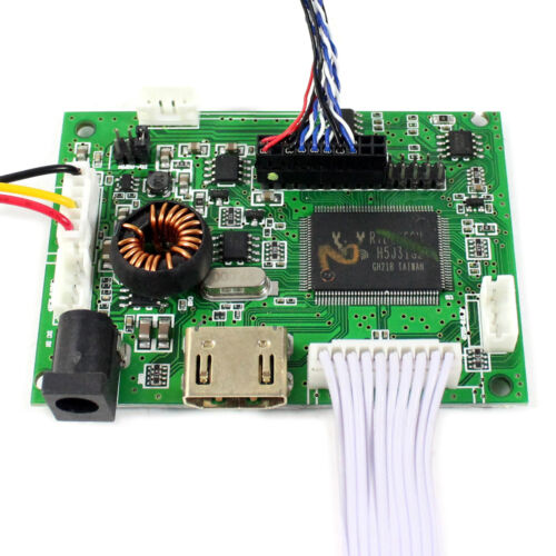 "HDMI Audio LCD Controller Board For 15.6/"" LP156WH1 LTN156AT01 1366x768 LCD"