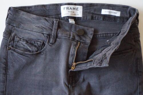 Lcmbre769 Jeans Sort Boot Kvinder Le Størrelse Crop Frame Preston 25 Nwot Frayed Mini xqZwEAUU