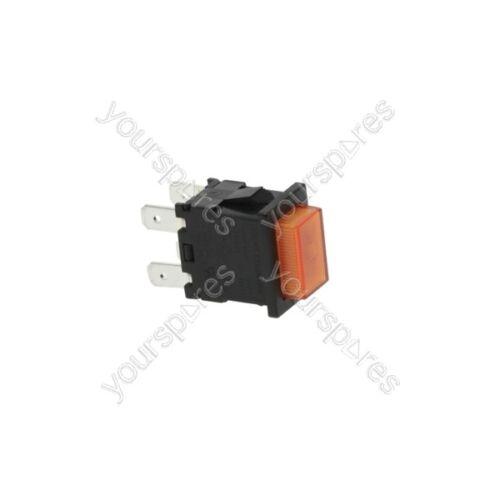 Rancilio Machine à café orange bipolaire SWITCH 15 A 250 V