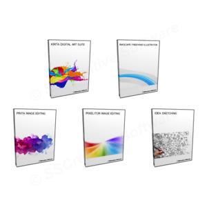 Bundle-Art-Suite-Illustrator-VFX-Photo-Software-PS-Shop-CS6-Compatible-PSD