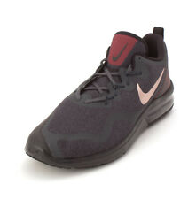 0635e0f7c3c88 Nike Mens Air Max Fury Fabric Low Top Lace up Running Sneaker Black ...