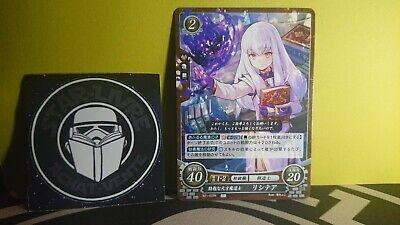 rhea three houses-part 19-tcg card Fire emblem cipher 0-b19-045hn