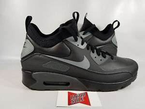 178dc293503 ... aliexpress image is loading nike air max 90 mid winter black cool 70393  c61a0