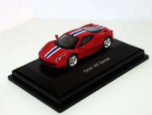 SCHUCO-Ferrari-458-Speciale-rot-26133-1-87-Modellauto-Neu