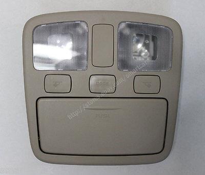 2006 2007 2008 2009 2010 2011 Hyundai Accent OEM Overhead Console Lamp (Beige)