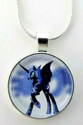 INCUBO luna My Little Pony Collana 18 pollici 5-7 Y regalo festa di compleanno
