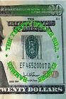 The Twenty Dollar Bill by Elmore Hammes (Paperback, 2007)