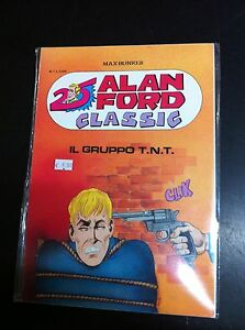 ALAN FORD CLASSIC  - IL GRUPPO T.N.T.  - n° 1
