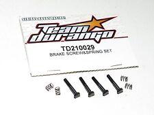 Team Durango # TD210029 ~ Brake Screw & Spring Set for DNX408