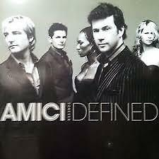Amici Forever Defined CD Album Like New