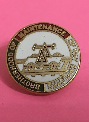 of Loco Firemen /& Engineers  #1461-NEW Railroad Hat-Lapel Pin//Tac - BLF/&E Bro
