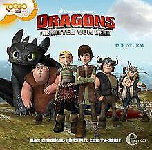 Dragons-Die-Reiter-von-Berk-034-Der-Sturm-034-Folge-2-Das-O-CD-Zustand-gut