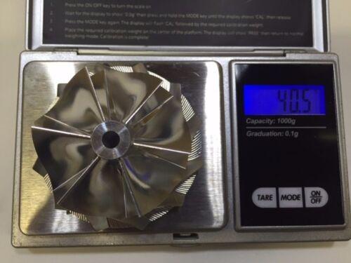20t 47.2mm x 58mm x 60 TDO4 TD04 Billet Compressor Wheel