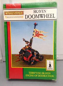 2019 Nouveau Style Citadel Miniatures Warhammer Skaven Doomwheel Neuf Dans Sa Boîte-afficher Le Titre D'origine Bon Pour AntipyréTique Et Sucette De La Gorge