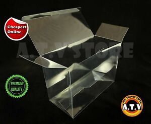Vinyl Box Case Protector For Funko Pop 3 Pack Large Sets