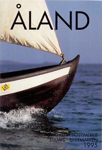 Aland-Jahresmappe-1995-Postfrisch-MNH