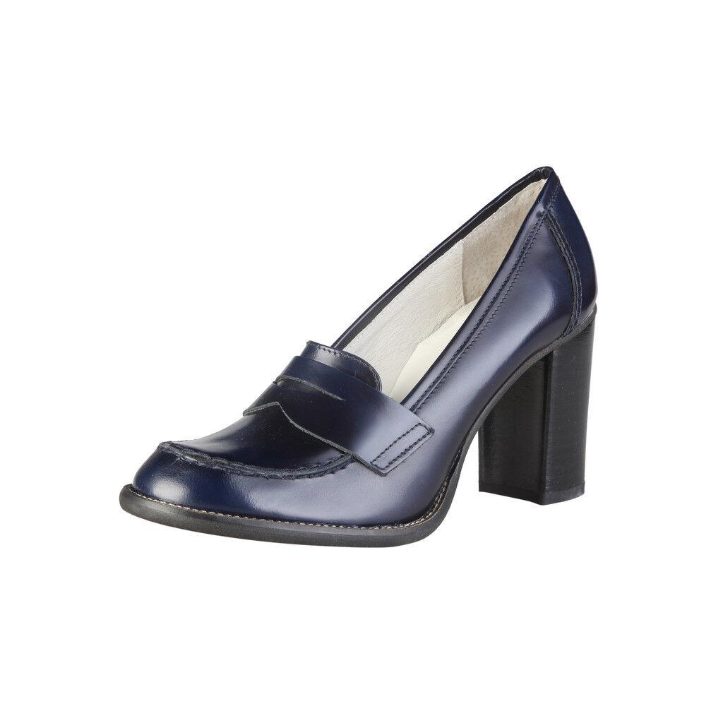 Arnaldo Toscani Damenschuhe Pumps High Heels, 8027600_RIVER_20, Blau, EU 40