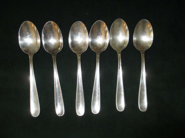 Christofle Marly Silver plated Table Soup Spoon