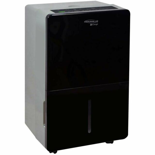 Soleus Air 70 Pint 3-Speed Dehumidifier with Built-in Pump & Automatic  Defrost