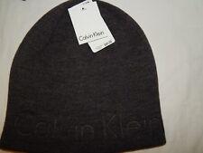 5857f7fc5ad item 1 Stocking Cap Beanie Calvin Klein Embossed Logo Gray Maroon Knit  Skull hat New -Stocking Cap Beanie Calvin Klein Embossed Logo Gray Maroon  Knit Skull ...